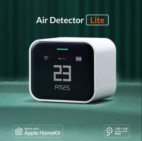 Connecting QingPing Air Detector Lite to Home Assistant